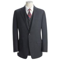 Lauren by Ralph Lauren Solid 3-Season Suit with Vest - 3-Piece (For Men)