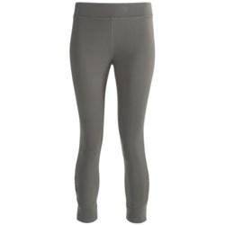 Alo Double Capri Leggings (For Women)