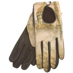 Cire by Grandoe Prelude Sheepskin Gloves (For Women)