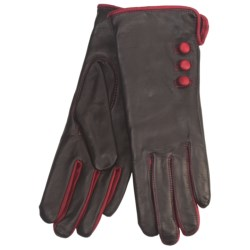 Cire by Grandoe Phoebe Sheepskin Gloves (For Women)