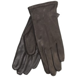 Grandoe Cire by  Cupid Leather Touchscreen Gloves - Thinsulate® Lined (For Women)