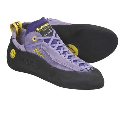 La Sportiva Mythos Climbing Shoes (For Men)