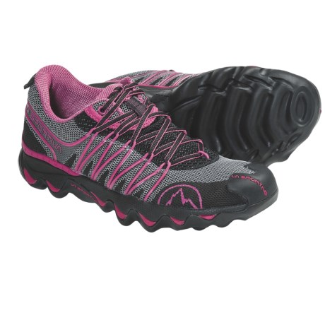 La Sportiva Quantum Trail Running Shoes (For Women)