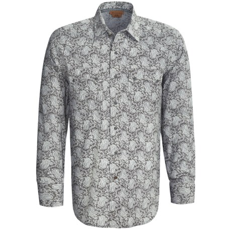 Ariat Cade Snap Front Western Shirt - Long Sleeve (For Men)
