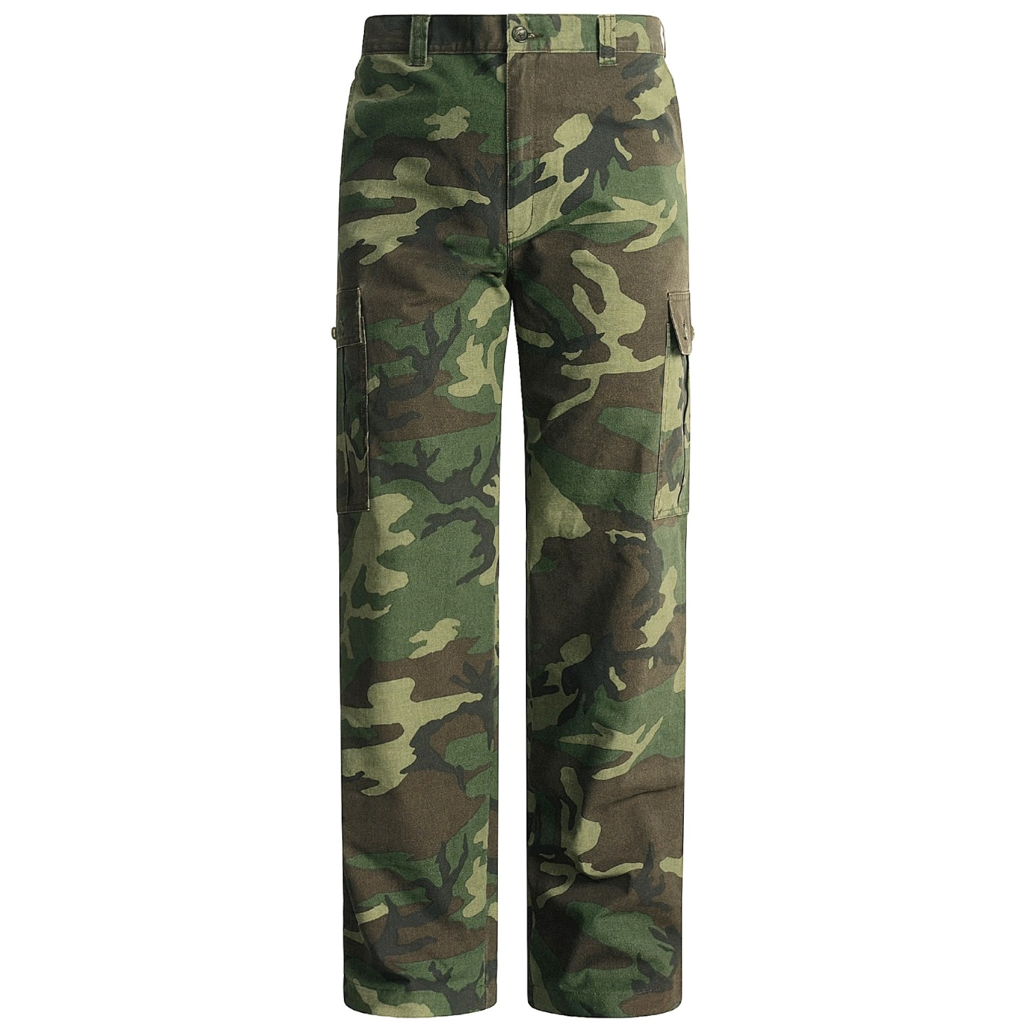 dress - Camo style cargo pant for strong men video