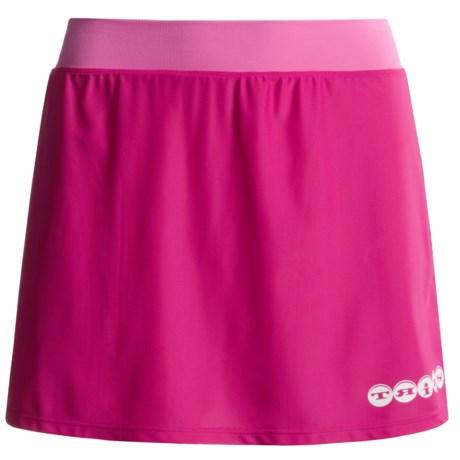 Skirt Sports Gym Girl Skort - Stretch (For Women)