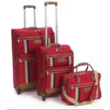 Tommy Hilfiger Scout Luggage Set - 3-Piece