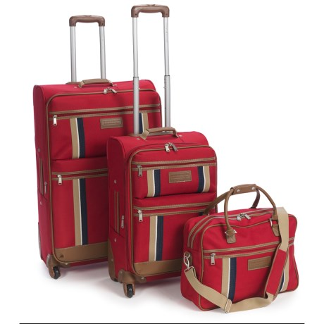 Tommy Hilfiger Scout Luggage Set - 3-Piece