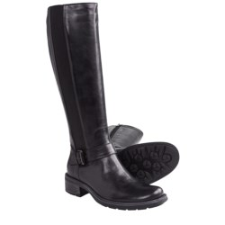 Aquatalia by Marvin K. Star 3 Tall Boots - Leather (For Women)