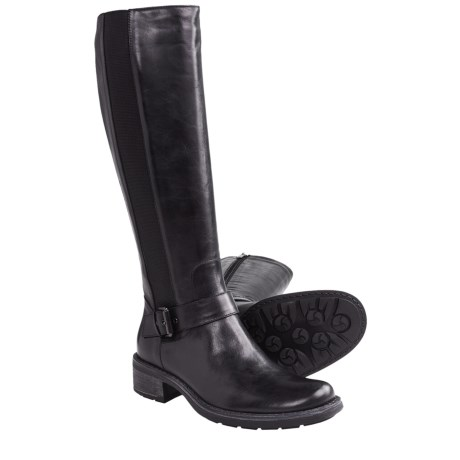 Aquatalia by Marvin K . Star 3 Tall Boots - Leather (For Women)