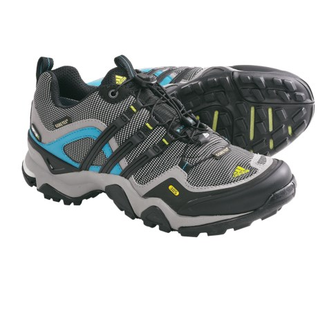 Adidas Outdoor Terrex Fast X Gore-Tex® Hiking Shoes - Waterproof (For Women)
