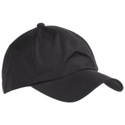 DPC Weathered Oil Cloth Cap (For Men and Women)