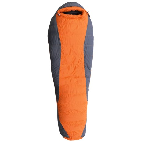 Marmot 0°F Never Summer Down Sleeping Bag - 600 Fill Power, Long Mummy
