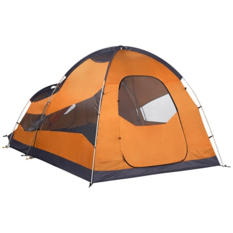 Marmot Hacienda Tent with Footprint - 6-Person, 3-Season