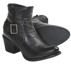 Durango City Philly Ankle Boots - Leather (For Women)