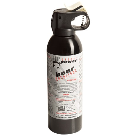 UDAP Bear Spray with Hip Holster - 13.4 fl.oz.