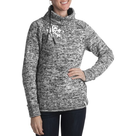 Obermeyer Fireside Sweater - Mock Neck (For Women)