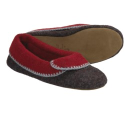 Acorn Cloudia Slippers - Italian Wool-Blend (For Women)
