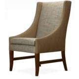 Nathan Anthony Royal Bahamas Side Chair - Upholstered, Beechwood