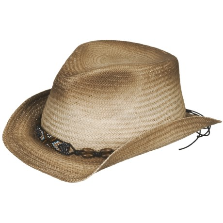 Renegade by Bailey Rouge Cowboy Hat - Straw (For Men and Women)