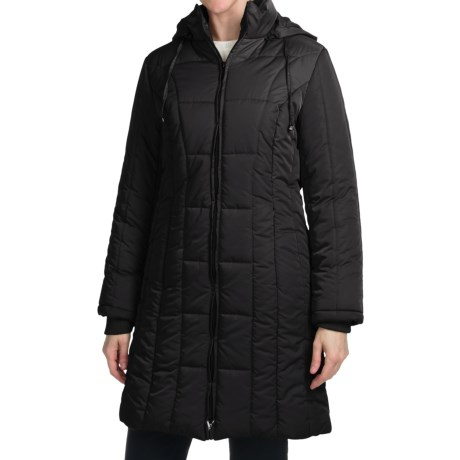 Reilly Olmes Quilted Jacket - Insulated (For Plus Size Women)