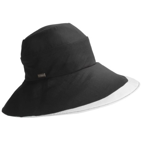 Betmar Pastoral Romance Delphinium Hat - UPF 50+ (For Women)