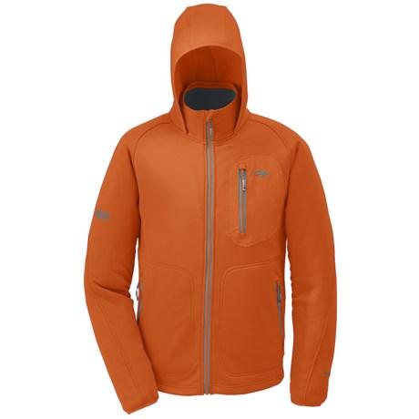 Outdoor Research Powerhouse Hoodie Sweatshirt - Polartec® Wind Pro® (For Men)