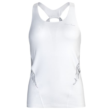 Pearl Izumi Infinity Sport Tank Top - UPF 50+, Built-In Bra (For Women)