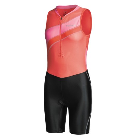 Hind Pretty Speedy Cycling - Triathlon Suit - Sleeveless (For Women)