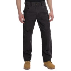 Lakin Mckey Canvas Duck Dungaree Work Pants - Relaxed Fit (For Men)