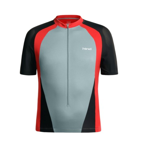Hind Island Cycling Jersey - Short Sleeve (For Men)