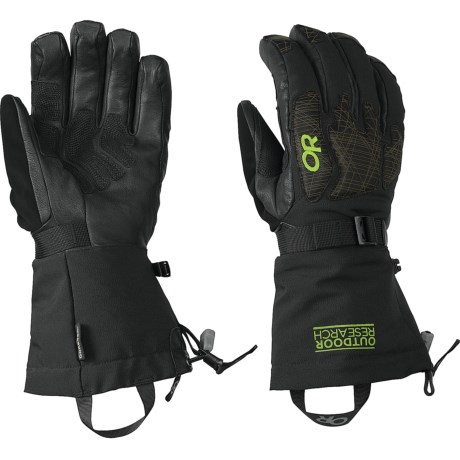 Outdoor Research Remote Gore-Tex® Gloves - Waterproof, Insulated (For Men)