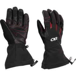 Outdoor Research Alpine Alibi II Gore-Tex® Gloves - Waterproof, Insulated (For Men and Women)