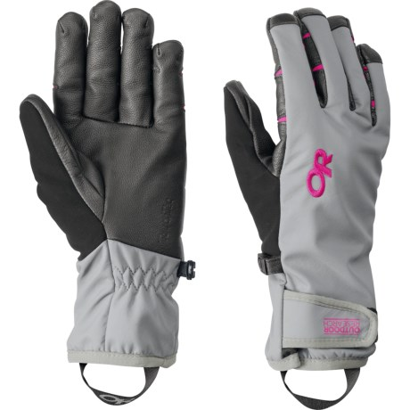 Outdoor Research Stormsensor Gloves (For Women )