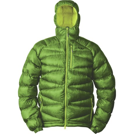 Outdoor Research Incandescent Down Hooded Jacket - 800 Fill Power (For Men)