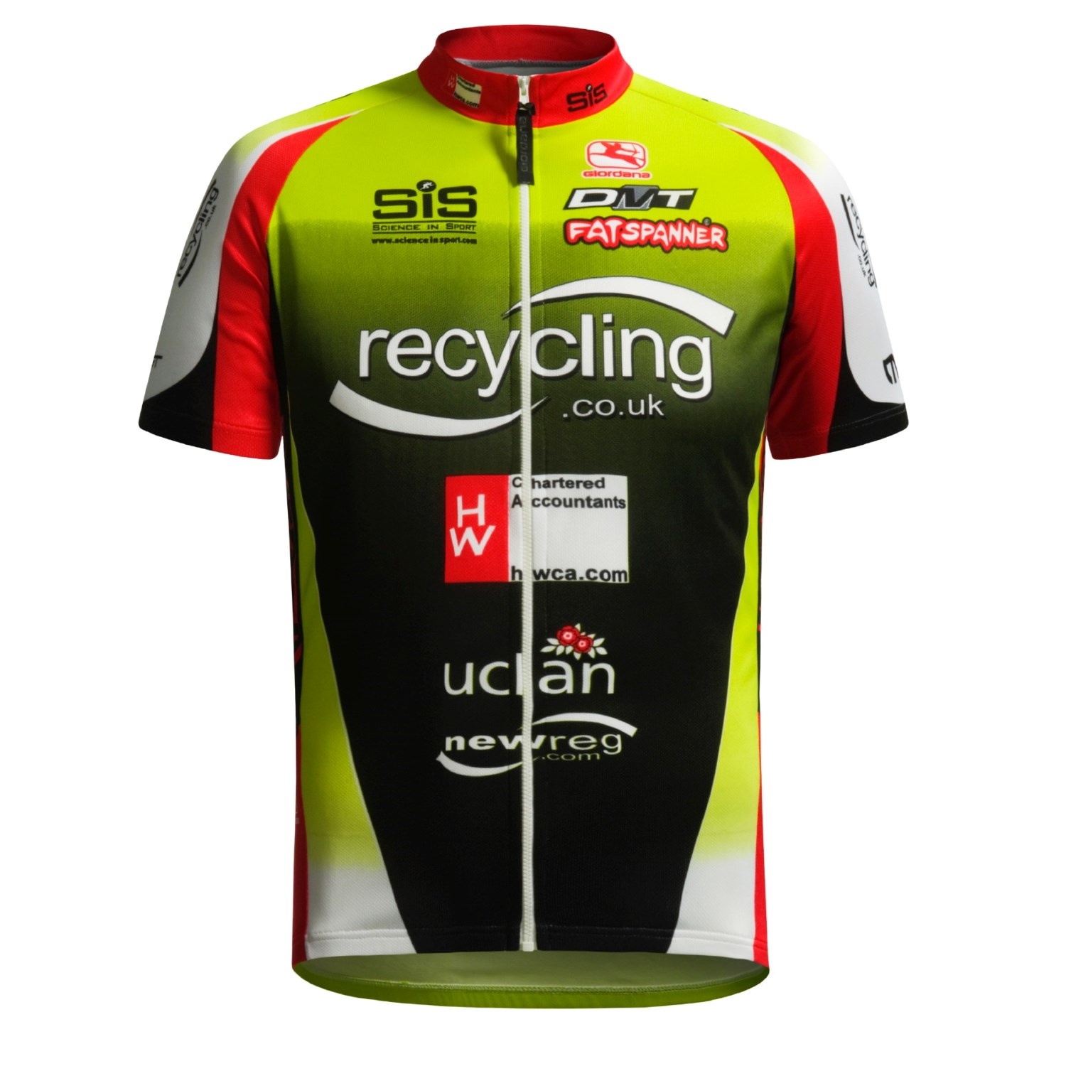 Giordana Team Cycling Jersey (For Men) 57984 60 on PopScreen 0d62ce894