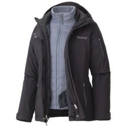 Marmot Julia Component Jacket - Waterproof, Insulated, 3-in-1 (For Women)
