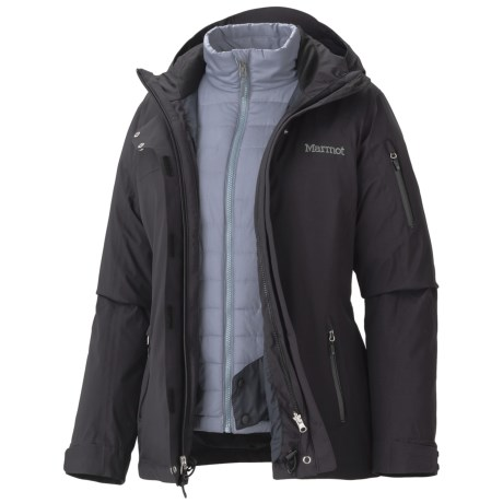 Marmot Julia Component Jacket - Waterproof, Insulated, 3-in-1 (For Women)