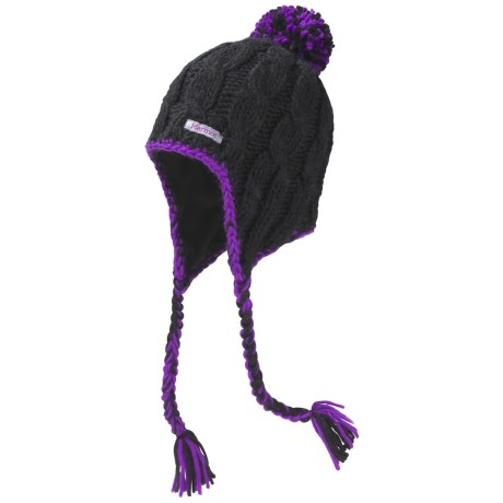 Marmot Donuh Fleece Hat - Fully Lined, Ear Flaps (For Women)