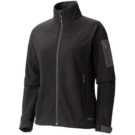 Marmot Mt. Blanc Windstopper® Jacket - Fleece (For Women)