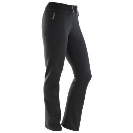 Marmot Polartec® Power Stretch® Pants - Bootcut (For Women)
