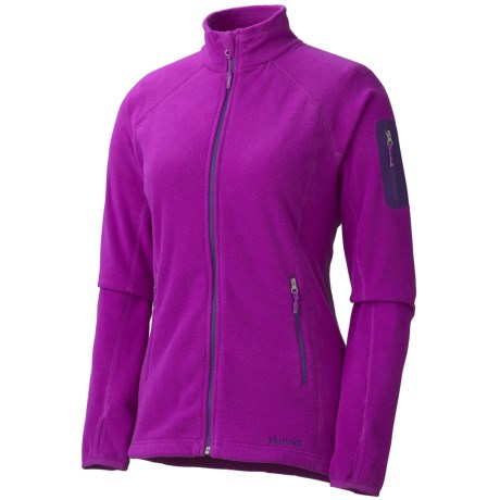 Marmot Flashpoint Jacket - Polartec® Classic Microfleece (For Women)