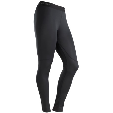 Marmot Lightweight Base Layer Bottoms - Polartec® Power Dry® (For Women)