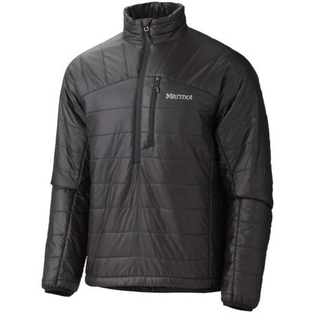 Marmot Solaris Jacket - Zip Neck, Insulated (For Men)