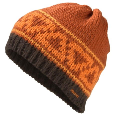 Marmot Scalene Beanie Hat - Microfleece (For Men)