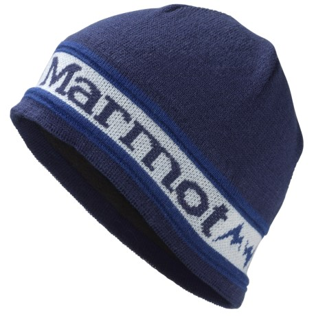 Marmot Spike Beanie Hat (For Men)