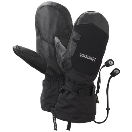 Marmot Big Mountain Gore-Tex® Mittens - Waterproof (For Men)
