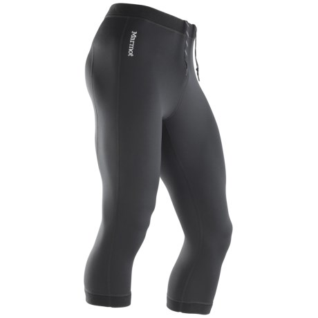 Marmot Polartec® Power Stretch® 3/4 Pants (For Men)