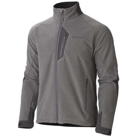 Marmot Front Range Jacket - Windstopper® Fleece (For Men)