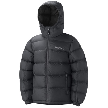 Marmot Guides Down Hoodie Jacket - 650 Fill Power (For Boys)